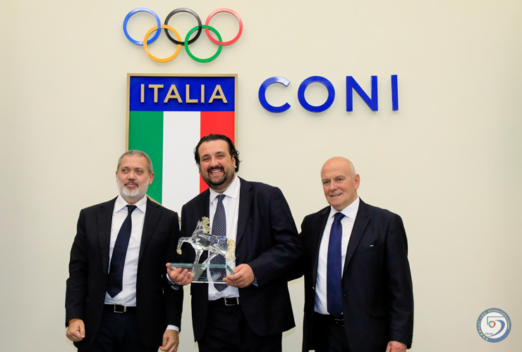 Al Presidente Montemurro il Premio di Cultura Sportiva Beppe Viola - Andrea Montemurro Blog