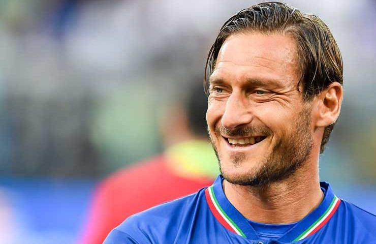 Totti può tornare in Nazionale. Di calcio a cinque - Andrea Montemurro Blog